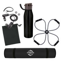 956292437-138 - Deluxe Home Fitness Workout Kit - thumbnail