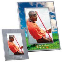 "965470707-138 - BIC Graphic® Basic Brushed Matte Aluminum Frame (5""x7"") - thumbnail"