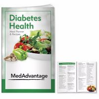 965961644-138 - BIC Graphic® Better Book: Diabetes Health: Meal Planner/Recipes - thumbnail