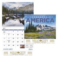 985471232-138 - Good Value® Landscapes of America Spiral Calendar - thumbnail