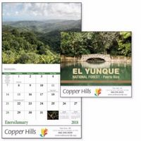 995472490-138 - GoodValue® El Yunque National Forest Calendar (Stapled) - thumbnail