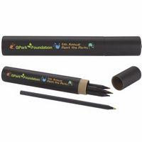 995675742-138 - Good Value® Black 7 Piece Tall Colored Pencil Set - thumbnail
