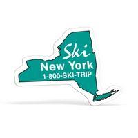 "10559809-183 - New York 0.02"" Thick Vinyl Die Cut Magnet - thumbnail"