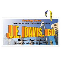 "185639833-183 - Corrugated Plastic Sign: Full Color/2 Sides (24""x48"") - thumbnail"