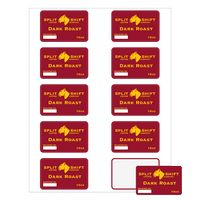 """304676506-183 - Rectangle Quick & Colorful Sheeted Label (1 3/4""""x2 3/4"""") - thumbnail"""