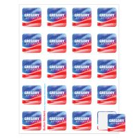"""535529291-183 - Square Sheeted Button Sticker Labels (1 1/2""""x1 1/2"""") - thumbnail"""