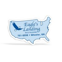 """992461904-183 - New Jersey 0.02"""" Thick Vinyl Die Cut Magnet - thumbnail"""