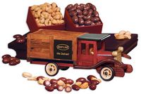 103582855-117 - Classic 1925 Stake Truck with Cashews & Chocolate Almonds - thumbnail