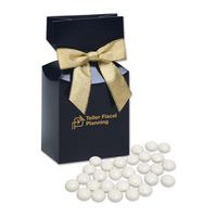105944392-117 - Chocolate Gourmet Mints in Navy Gift Box - thumbnail