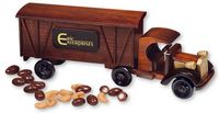 114828335-117 - 1920 Tractor-Trailer with Chocolate Almonds & Jumbo Cashews - thumbnail
