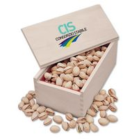 175163172-117 - Jumbo California Pistachios in Wooden Collector's Box (4 Color Process) - thumbnail