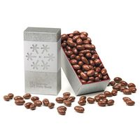 325703869-117 - Chocolate Covered Almonds in Snowflake Gift Box - thumbnail