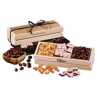 986062168-117 - Sweet & Crunchy Assortment in Wooden Crate - thumbnail