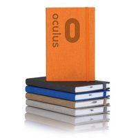 145172077-818 - Linen Banded Pocket Journal - thumbnail