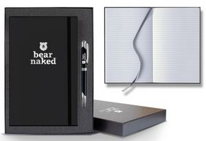 986525286-818 - Matra Banded Medium Journal Gift Set - thumbnail