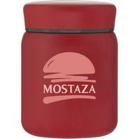 746054567-813 - 16.9oz H2Go Essen Container (Matte Red) - thumbnail