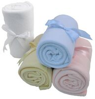 584103046-814 - Fleece Baby Blanket - thumbnail