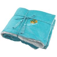 723460821-814 - Lambswool Microsherpa Throw - thumbnail