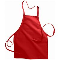 501216449-822 - No Pocket Bib Apron - thumbnail
