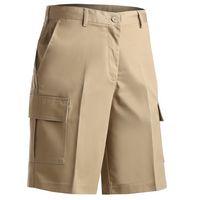 742770331 - Edwards Ladies' Flat Front Utility Cargo Shorts - thumbnail