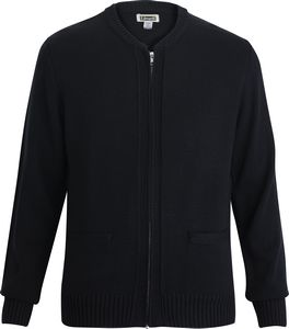 956499749-822 - Heavyweight Acrylic Full Zip Cardigan - thumbnail