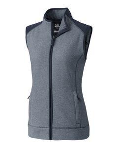 105260805-106 - Ladies' Cutter & Buck® WeatherTec™ Cedar Park Vest - thumbnail