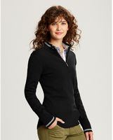 115705772-106 - Ladies' Cutter & Buck® Lakemont Tipped Half-Zip Sweater - thumbnail