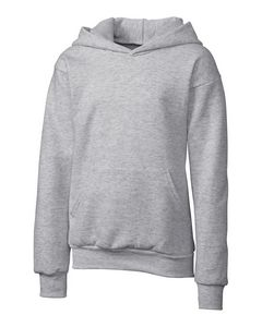 116276714-106 - Clique Basics Youth Flc Pullover Hoodie - thumbnail