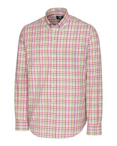 116361255-106 - L/S Wrinkle Free Laurel Grove Check Big & Tall - thumbnail