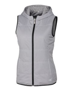 116361354-106 - Stripe Cora Reversible Hooded Vest - thumbnail