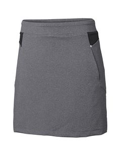136127551-106 - CB DryTec Heather Estelle Knit Skort - thumbnail