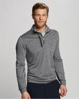 145707663-106 - Men's Cutter & Buck® Stealth Half-Zip Shirt - thumbnail