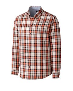 156457365-106 - L/S Upland Plaid Big & Tall - thumbnail