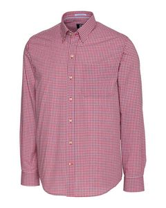 316361253-106 - Men's L/S Wrinkle Free Cimarron Check - thumbnail