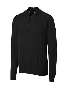 336233583-106 - L/S Douglas Half Zip Mock Big & Tall - thumbnail