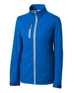 354939199-106 - Ladies' Clique® Telemark Softshell Jacket - thumbnail