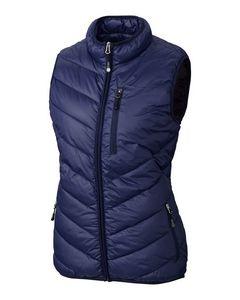 394203300-106 - Ladies' Clique® Crystal Mountain Lady Vest - thumbnail
