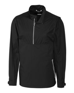 505707684-106 - Men's Cutter & Buck® Weathertec Fairway Half-Zip Shirt - thumbnail
