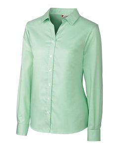 514939216-106 - Ladies' Clique® Granna Stain Resistant Twill Shirt - thumbnail