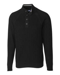 536361291-106 - Reuben Button Mock Sweater - thumbnail