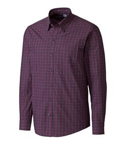 576457301-106 - L/S Orchard Jacquard Check Big & Tall - thumbnail