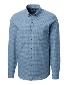 585904956-106 - Anchor Gingham Tailored Fit - thumbnail