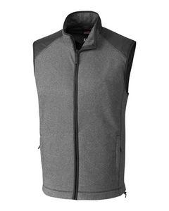 705260804-106 - Men's Cutter & Buck® WeatherTec™ Cedar Park Vest - thumbnail
