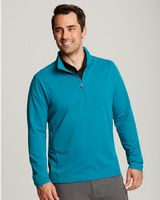 735706206-106 - Men's Cutter & Buck® Advantage 1/2-Zip Mock Shirt - thumbnail