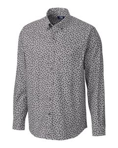 736246152-106 - Anchor Oxford Tossed Print Shirt - thumbnail