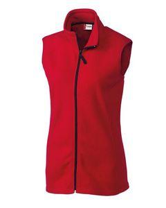 753927815-106 - Summit Lady Full Zip Microfleece Vest - thumbnail