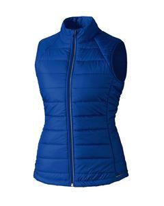 755436679-106 - Ladies' Cutter & Buck® Post Alley Vest - thumbnail