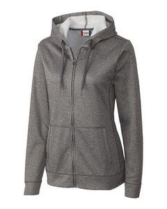 764497535-106 - Ladies' Clique® Lady Vaasa Full-Zip Hoodie - thumbnail