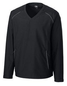 784203237-106 - Men's Cutter & Buck® WeatherTec™ Beacon V-Neck Jacket - thumbnail