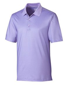 796152621-106 - Established Print Polo - thumbnail